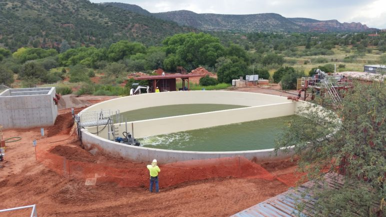 Equalization Basin & Tank Wastewater Treatment Systems