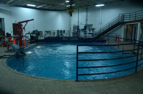 Research and Development Test Pool