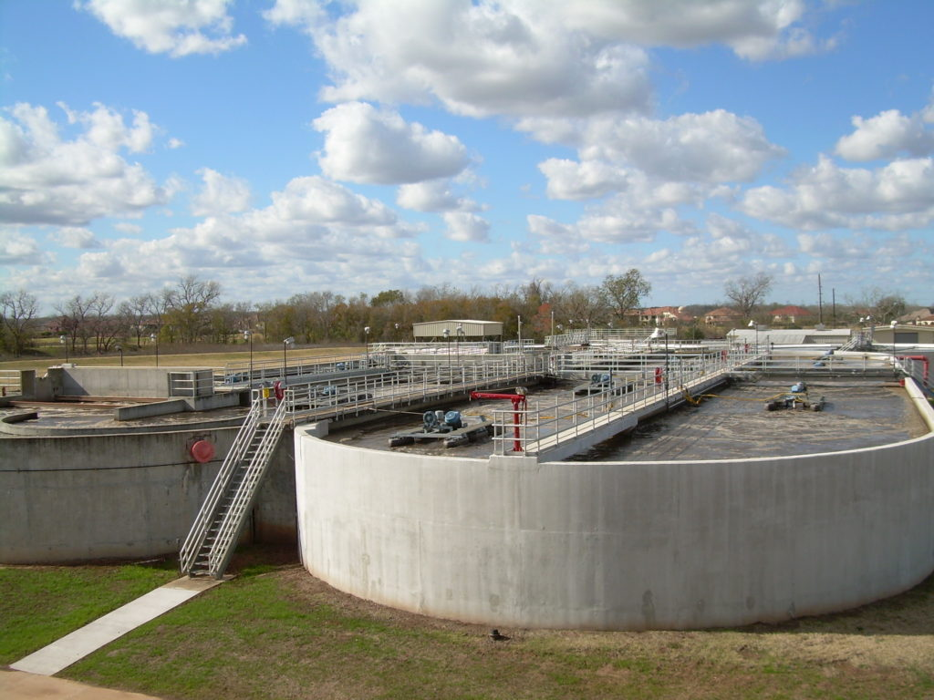 Wastewater support