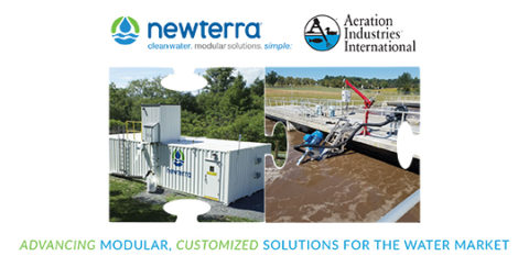 Newterra Acquires Aeration Industries